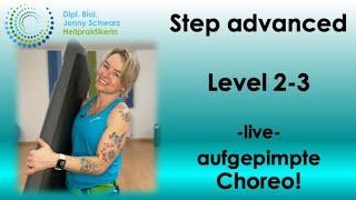 Step advanced (Level 2-3) - au…