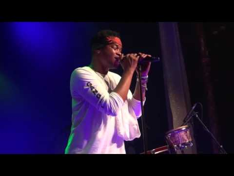 Bj The Chicago Kid - Send It On (Tribute To D'Angelo) {Live @ Les Etoiles,Paris, October 3th 2016}