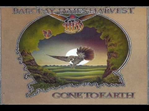 BARCLAY JAMES HARVEST Gone To Earth 03 Friend Of Mine