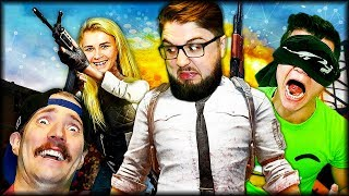 The Most Ridiculous Ending EVER!! | feat. Jelly & iamSanna (PUBG)