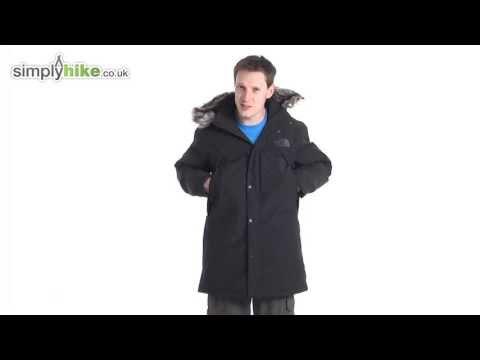 The North Face Mens Orcadas Parka Jacket
