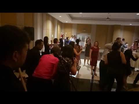 Dancing Queen - Wine Tasting event @British Embassy Jakarta