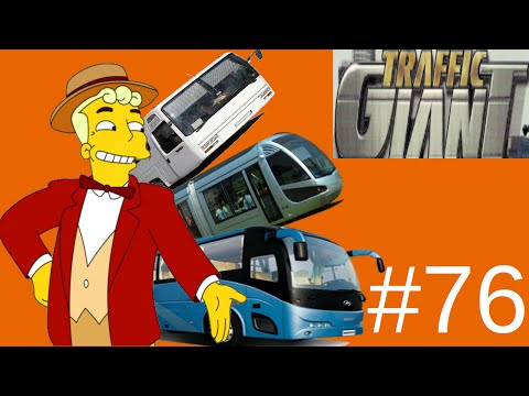 Traffic Giant #76 Mission mix up  