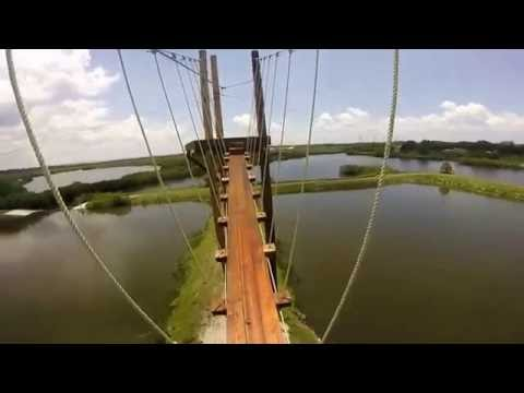 Zip Line Tour at Empower Adventures Tampa Bay