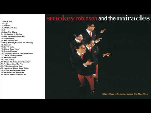 Smokey Robinson & The Miracles 'Volume One' [HD] with Playlist