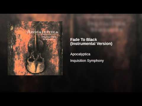 Fade To Black Instrumental Version