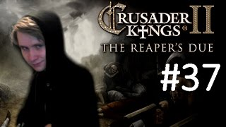 CK2 Reaper's Due - Immortal Cannibal - Part 37: County cleaning