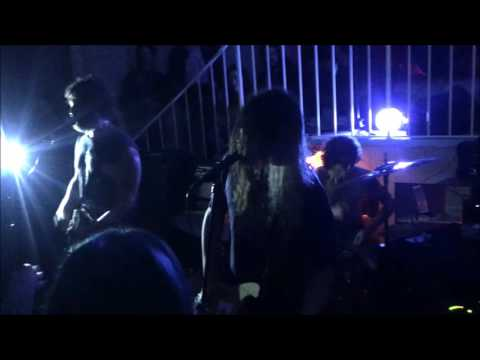 Zig Zags - Live at The Tower,  Echo Park House Party 5/21/2016