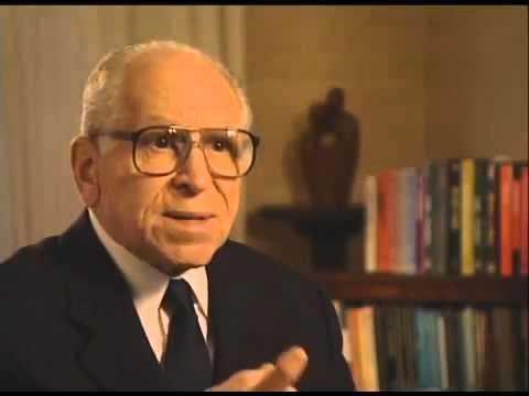 Dr. Thomas Szasz, Professor of Psychiatry Emeritus, CCHR co-founder
