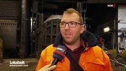 Dirostahl WDR Lokalzeit Bergisches Land