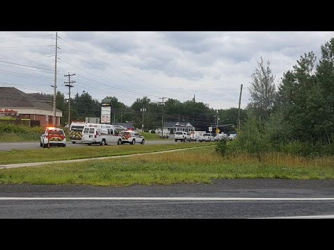 Fusillade à Fredericton, dans l'est du Canada : 4 morts