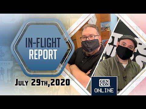 Fantasy Flight Games In-Flight Report 2020