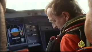 لحظات اقلاع اضخم طائرة ركاب بالعالم لأول مره ايرباص A 380