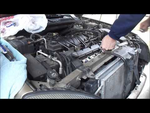 2005 Cadillac Deville V 8 Northstar Replace Spark Plugs