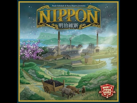 Refrescando a Memória: Nippon Board Game