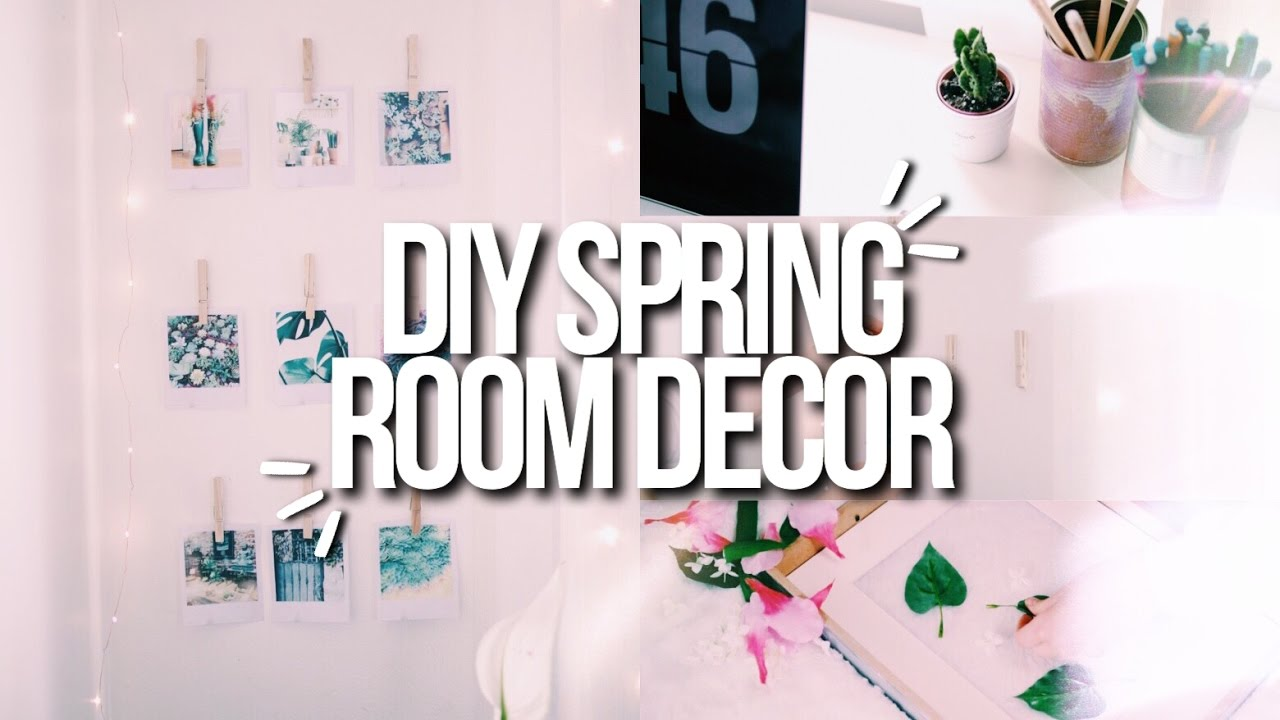Diy room decor cute easy and cheap 2017 for Cute inexpensive home decor