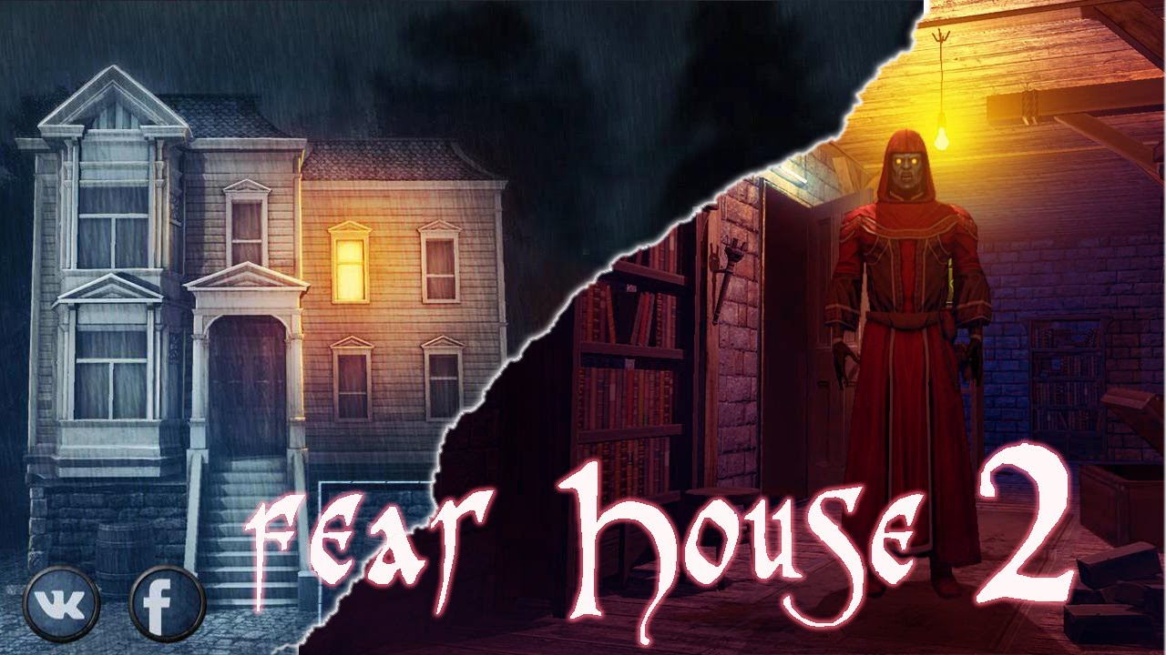 Escape Games Fear House 2 Walkthrough Android Youtube