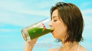 柳ゆり菜さん出演、この夏公開の新CM!