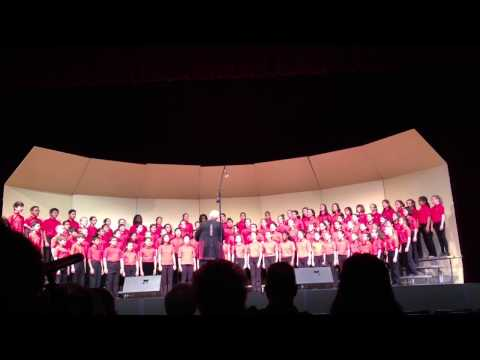Bowling Green by the South Bay Children's Choir with Cathy Fink