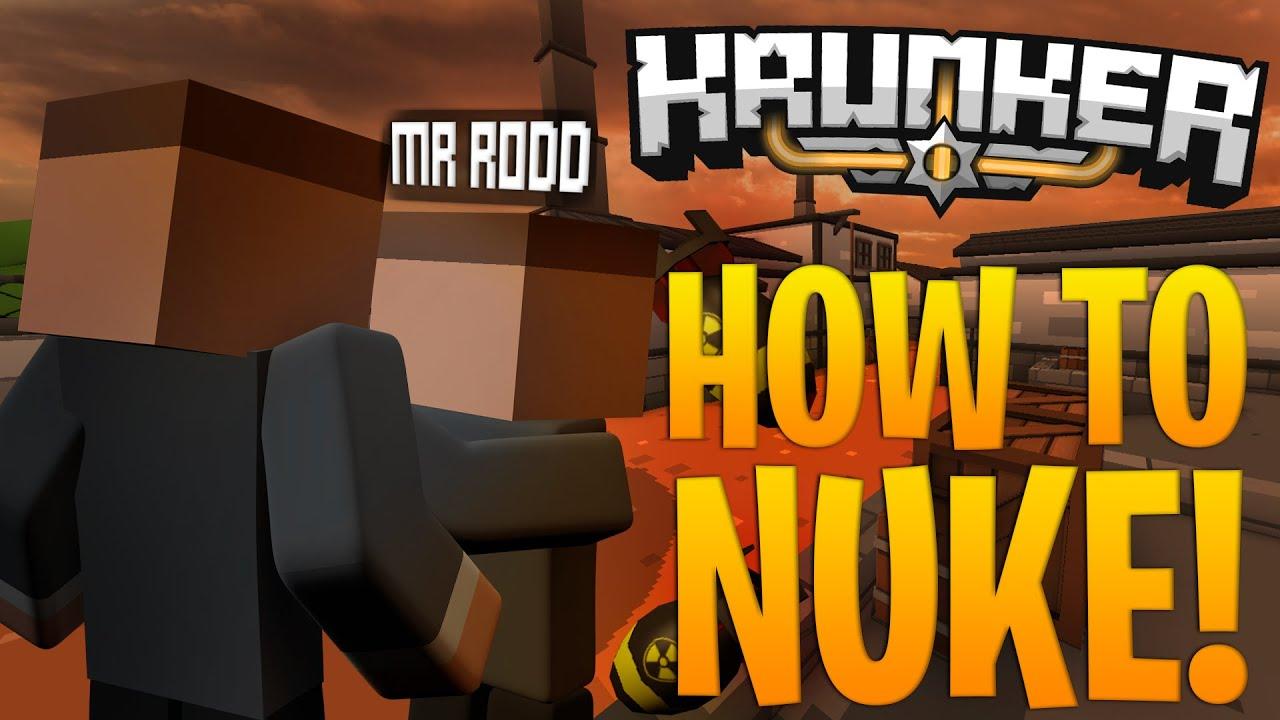 Download How To NUKE In Krunker!!! (10 EZ STEPS)