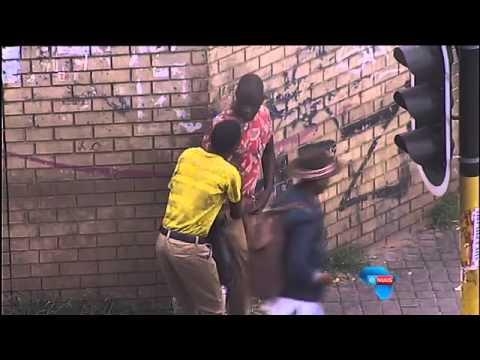 Sakkerollers slaan toe in Goudstad / Pickpockets hit Joburg CBD