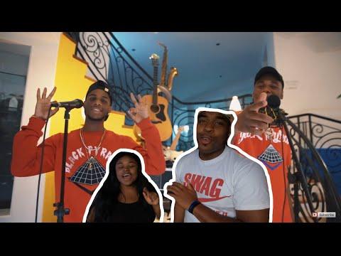 SZA - Love Galore | Cardi B - Bodak Yellow |Kendrick Lamar - LOVE  Ar'mon And Trey -  REACTION!!!