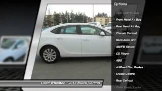 2013 Buick Verano Nanaimo BC 84170