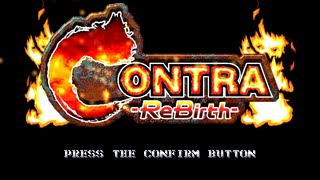 Wii Longplay [003] Contra Rebirth