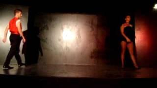"[Prove] Coreografia ""Tango di Roxanne"" by AleX & MorenZ"