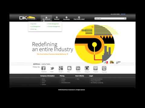 DK Metals | Redefining An Industry