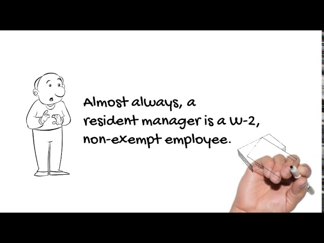 California resident apartment manager legal rights video.