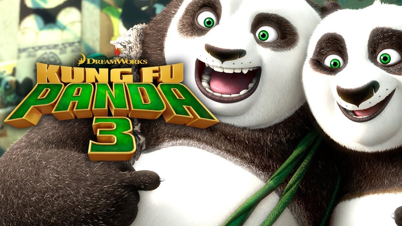 Kung Fu Panda 3 Official Trailer 1 Youtube