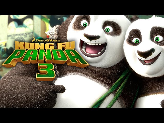 Kung Fu Panda 3 | Official Trailer #1