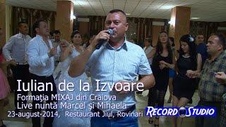 Iulian de la Izvoare LIVE (colaj HORA) nunta Marcel si Mihaela 23-08-2014