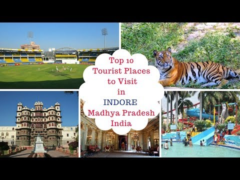 Top 10 Tourist Places to Visit in Indore Madhya Pradesh India | RK Travel