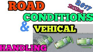 THEORY TEST REVISION   2017     VEHICLE HANDLING
