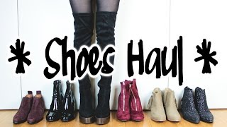 ☆★ SUPER SHOES HAUL!! Quanticlo.Zara.Simmi&More ★☆LaSbii