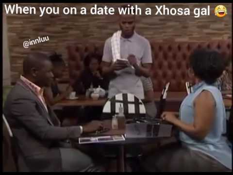 Dating a xhosa guy