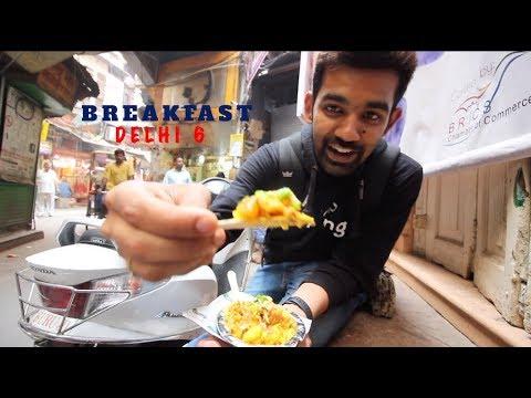 INCREDIBLE OLD DELHI BREAKFAST   Old Delhi Food Tour