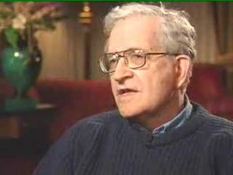 Noam Chomsky Interview on CBC (Part 1 of 2)