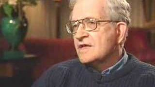 Noam Chomsky Interview on CBC (Part 1 of 2)