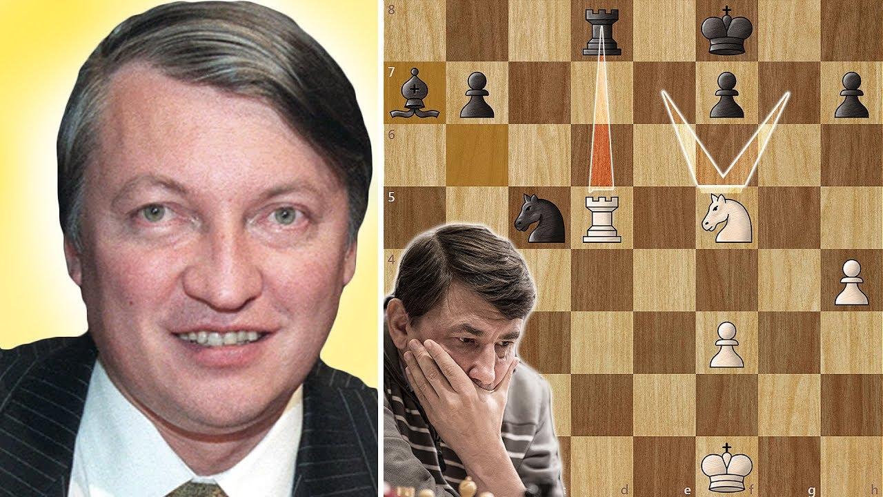Biggest Blunder in Chess History – Karpov vs Bareev – Linares (1994)