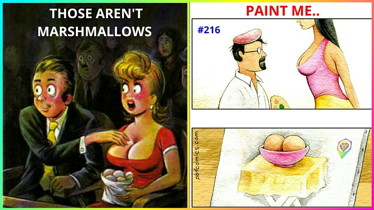 Funny And Stupid Comics To Make You Laugh #Part 216
