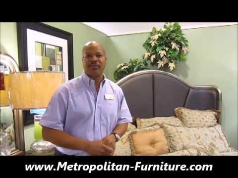 Pulaski Furniture Bedroom Furniture Set On Sale Metropolitan Furniture  Stores Houston