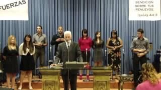 Presentacion de Campaña Misionera - Iglesia Evangélica  Ministerio Sanador
