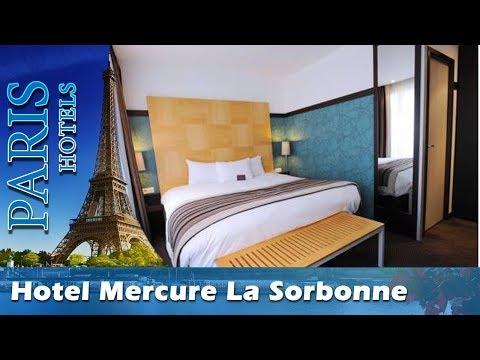 Hotel Mercure La Sorbonne Saint-Germain-des-Prés - Paris Hotels, France