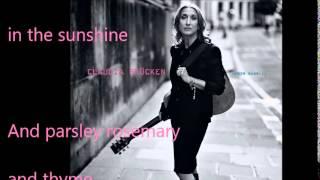 Claudia Brücken - Walk Right In - Official Lyric Video