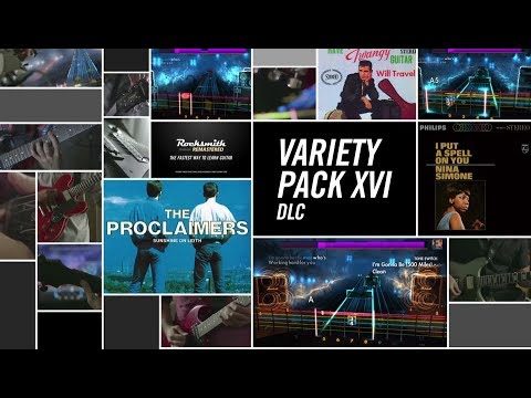 Variety Song Pack XVI - Rocksmith 2014 Edition Remastered DLC