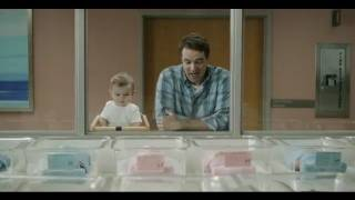 NEW E*TRADE Baby Game Day Commercial – Fatherhood