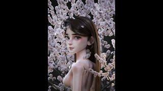 Flower girl …